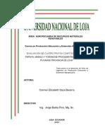 EVALUACIÓN DE CUATRO FRUTAS CONFITADAS BANANO, PAPAYA, MANGO Y TORONCHE.pdf