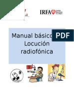 Manual  Básico de Locución Radiofoninca