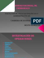 Presentacion Importancia de La IO