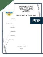 Universidad Peruana Los Andes (Autoguardado)