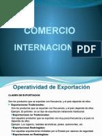 Operatividad de Exportaci�n I