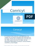 CONRYCYT 2