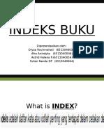 Indeks Buku