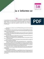 Telecurso 2000 - Ensino Fund - Português - Vol 03 - Aula 58