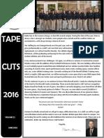 Tape Cuts 2016