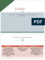 Proyecto de Diario