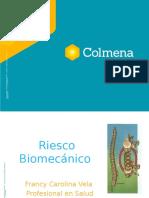 Riesgo Biomecánico