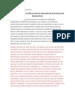 Diferencias Entre La LEN y La Ley de Educación de La Provincia de Buenos Aires-122