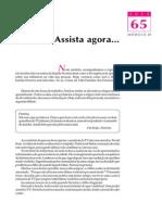 Telecurso 2000 - Ensino Fund - Português - Vol 03 - Aula 65