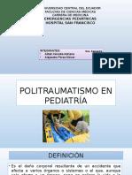 Politraumatismo en Pediatría
