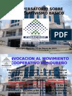 Cooperativismo Basico 2014