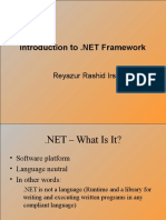 .NET Overview