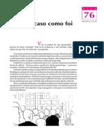 Telecurso 2000 - Ensino Fund - Português - Vol 04 - Aula 76