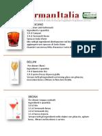 Ricette Cocktail