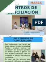 Centros de Conciliacion