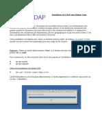 openldap install