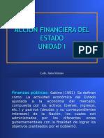 Unidad i Finanzas Publicas