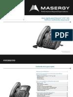 TELEFONO Polycom® VVX® 300