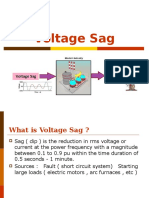 Voltage Sag