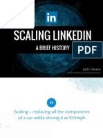 How Linkedin Scaled