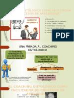 Coaching Ontologico Proceso de Aprendizajes