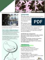Le Patrimoine Naturel Varois