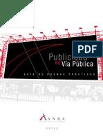 Guia Buenas Practicas Publicidad via Publica Chile 2012