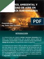 Control Ambiental Mineria