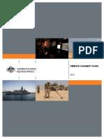 Australian DoD Capability Guide 2012