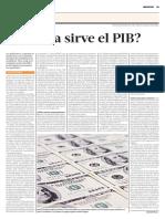 Financial Times - Todavia Sirve El PIB