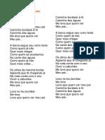 Maria Rita - Letras - Comedoria