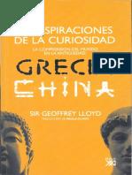 Lloyd - Las Aspiraciones de La Curiosidad, En Grecia y China(CC)