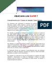 Qué Son Los GaNS - Ormus