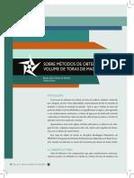 RPM 83 - Sobre Metdos de Obteno Do Volume de Toras de Madeira