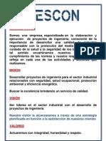 ENESCON CATALOGO 2008
