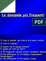 Domande Ferrando
