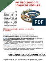 TIEMPO GEOLÓGICO Y SIGNIFICADO DE FÓSILES.pptx