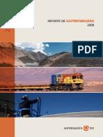 Reporte Sustentabilidad APLC 2008