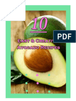 10 healthy easy avocado recipes final