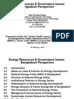 Energy Resourses