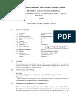 SILABO_2016-I- Practica Procesal Civil I