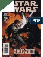 Jedi vs Sith #1