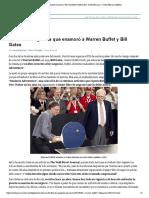 El libro de negocios que enamoró a Warren Buffet y Bill Gates _ Yahoo Finanzas - Yahoo Finanzas México