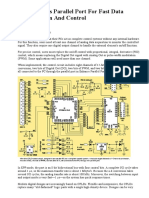 Use the PC's Parallel Port for Fast Data Acquisition and Control
