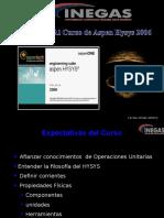 Basico Completo HYSYS