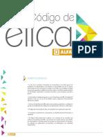 Codigo de Etica ALFA