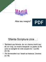Magia - realitatea despre magie