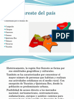 SURESTE DE MÉXICO.pptx