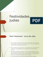 Festividades Judias