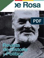 Revista Pepe Rosa N° 1 Mayo 2016